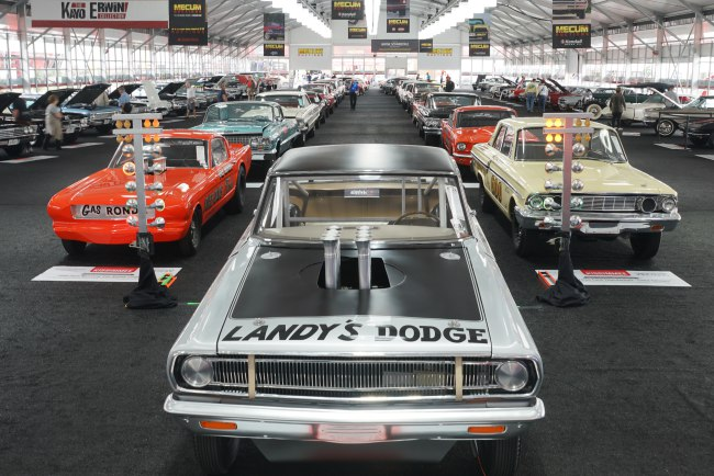 Mecum Kissimmee Collector Car Auction 2018