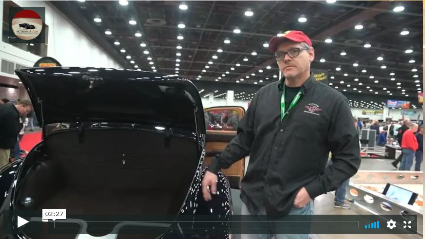 1940 Ford Coupe: Great 8 Finalist, 2018 Detroit Autorama Video