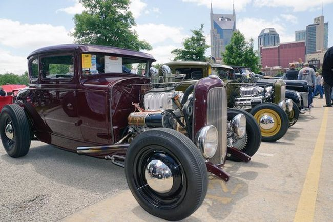 Goodguys Nashville Nationals 2016 Slideshow