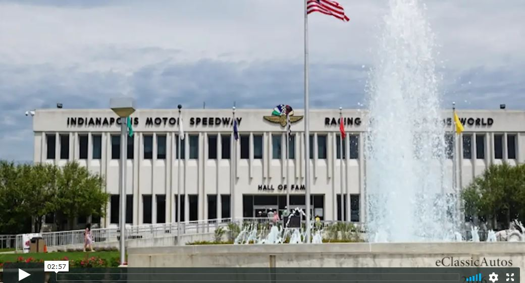 Indianapolis Speedway Hall of Fame Museum Video