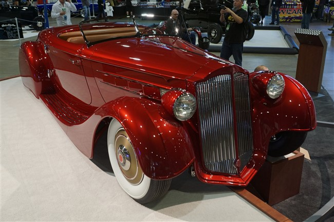 Grand National Roadster Show 2017 Slideshow