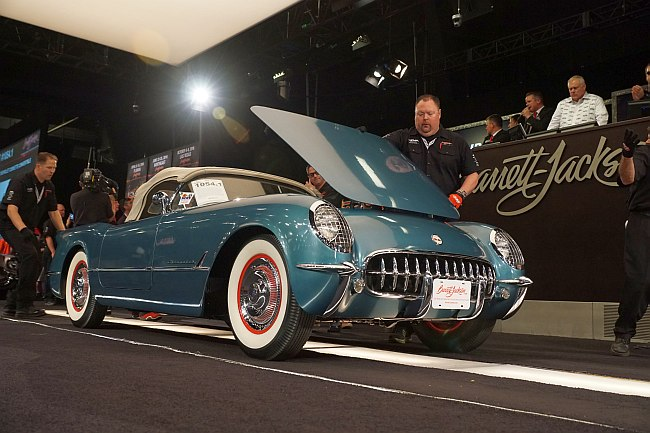 Barrett-Jackson Scottsdale 2016 Slideshow