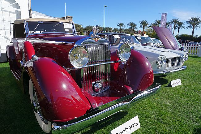 Bonhams Scottsdale  2016 Slideshow