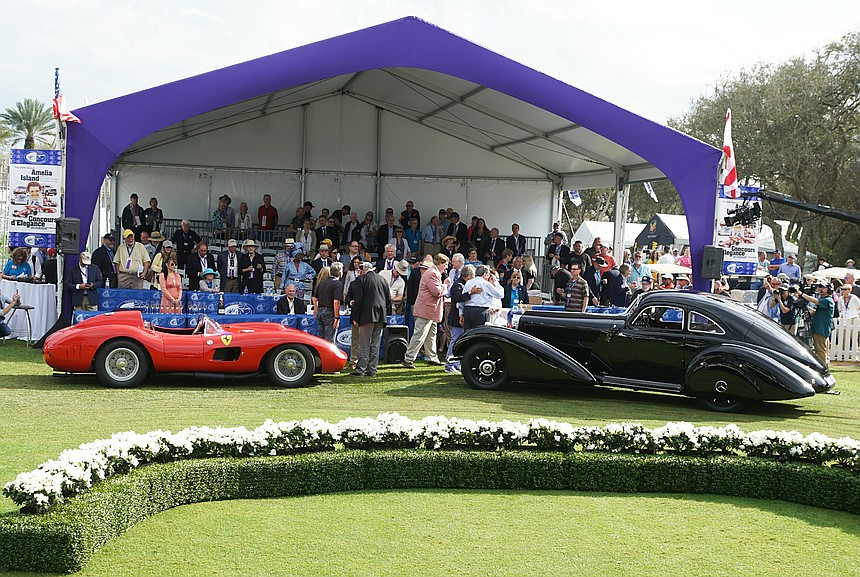 The Amelia Island Concours d'Elegance and So Much More
