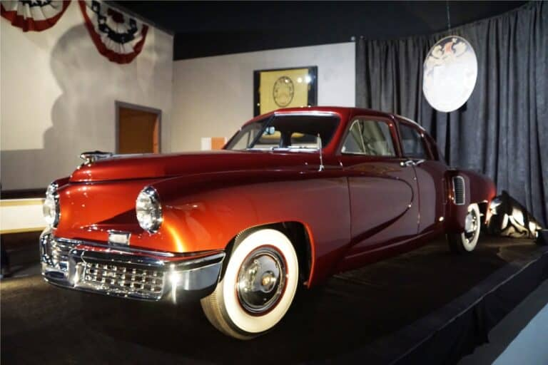 Hershey AACA Museum Showcases a Trio of Tuckers