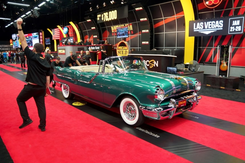 Classic Cars News in 2020