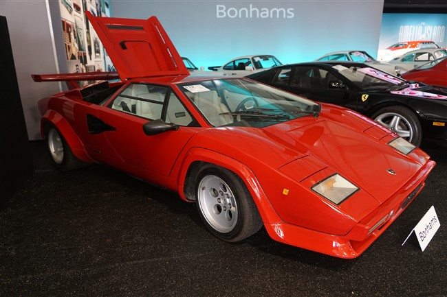 Bonhams, Gooding & Co., RM Sothebys on Amelia Island 2017