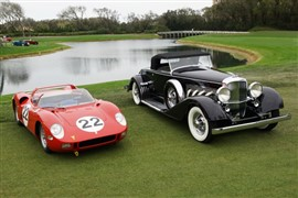 2018 Amelia Island Concours d'Elegance Celebrates the Automobile