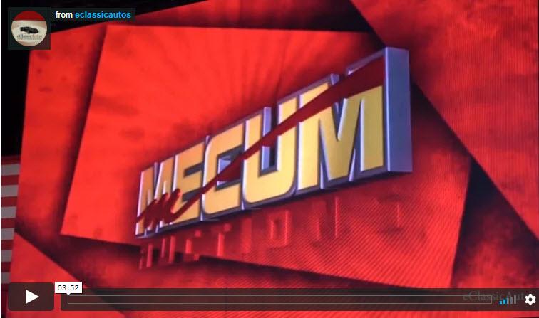 2018 Mecum Indy Video Highlights