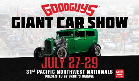 Goodguys 31st Pacific Northwest Nationals