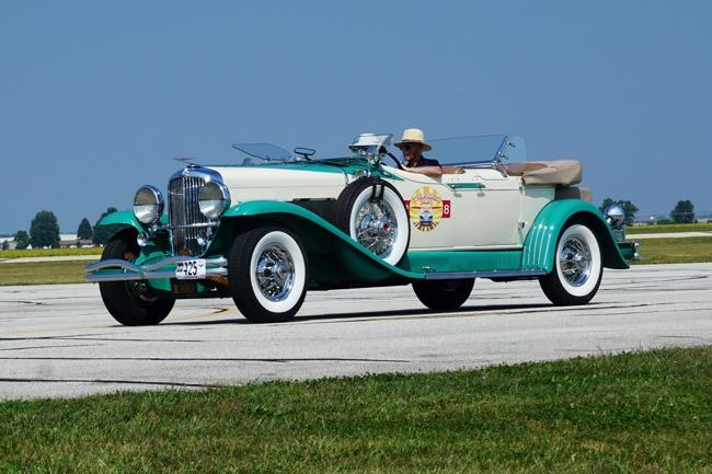 Year of the Duesenberg: 2015 Duesenberg Thunder Run and Vintage Fly-In