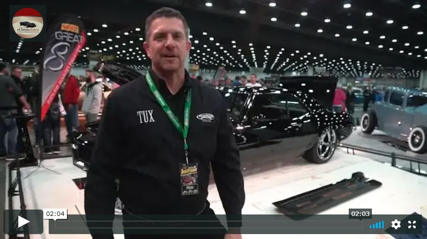 1969 Camaro (Tux): Great 8 Finalist, 2018 Detroit Autorama Video