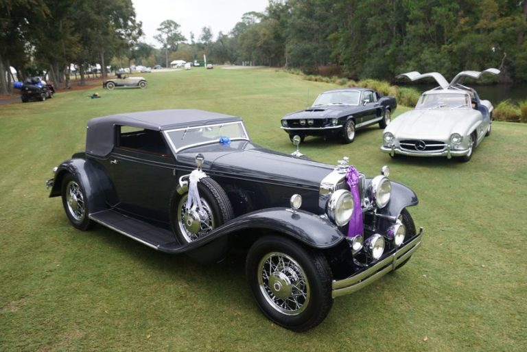 Hilton Head Motoring Festival 2018 Slideshow
