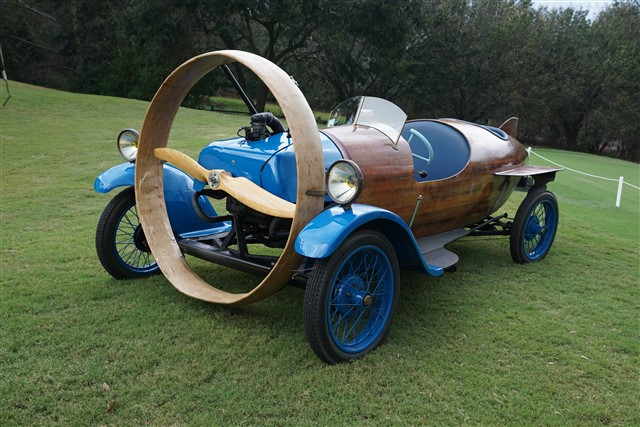 1932 Helicron at 2016 Hilton Head Concours Video
