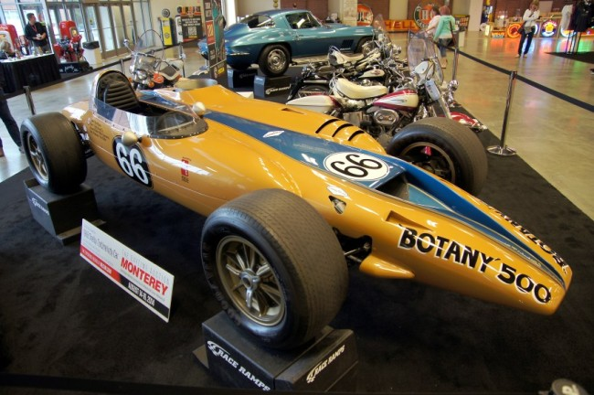 The Shelby Turbine Indy Car – Too Quiet for the Brickyard