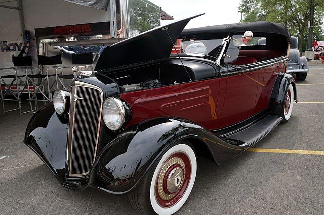 1935 Chevy Phaeton, 2014 America's Most Beautiful Roadster Slideshow