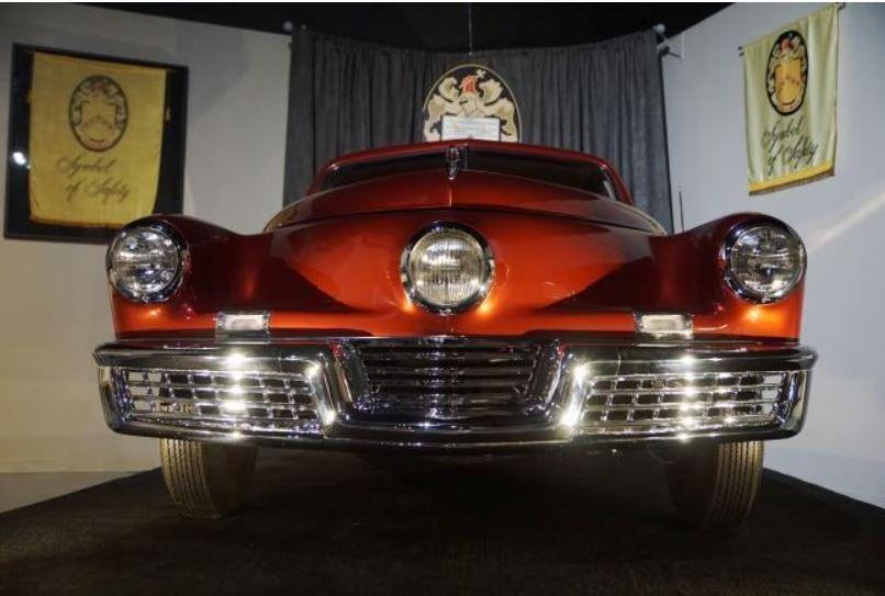 Hershey AACA Museum Showcases Trio of Tuckers Video