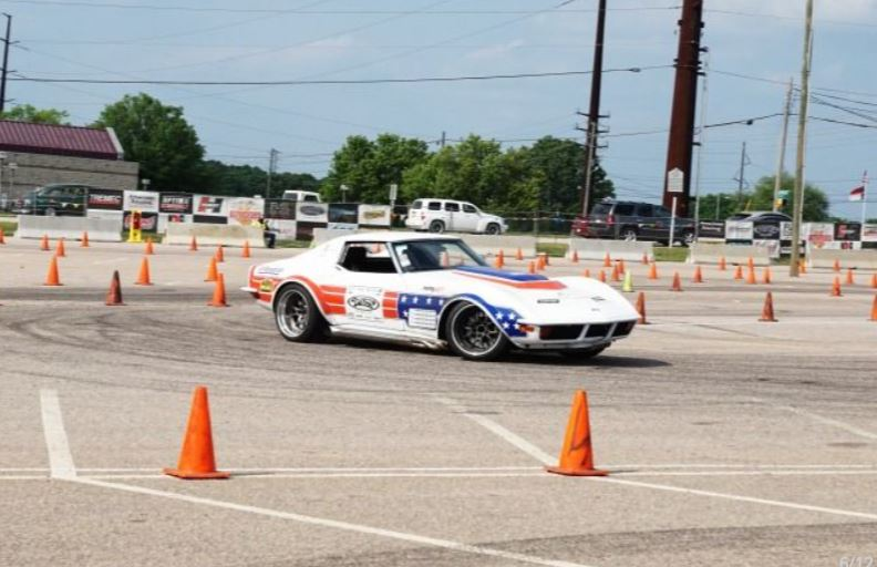 Ryan Matthews Wins Autocross Pro Class 2017 Goodguys Raleigh Video