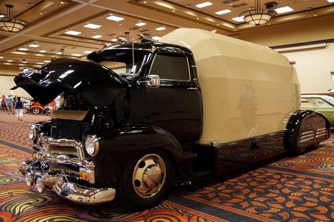 1954 Tourliner Chevy COE