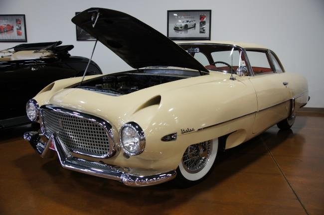 "The 1954 Hudson Italia: An ""A"" List Collector Car"