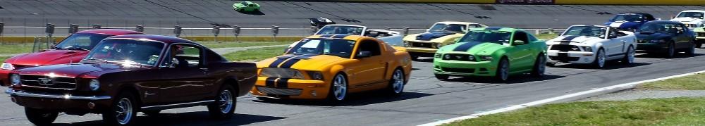 Mustang Turns 50