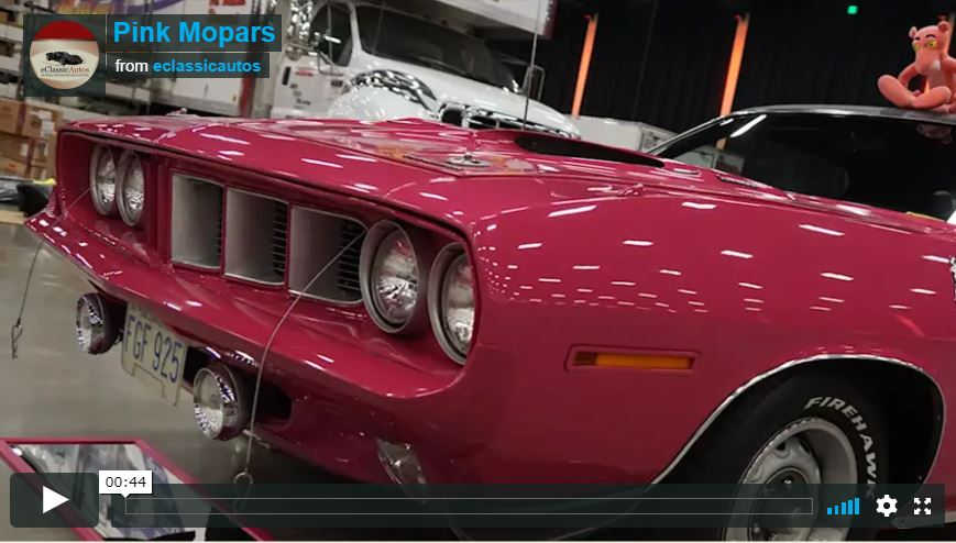 Pink Mopars Video