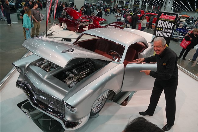 Detroit Autorama 2018 Slideshow