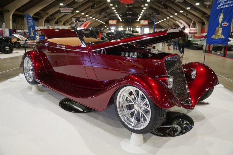 Grand National Roadster Show 2019