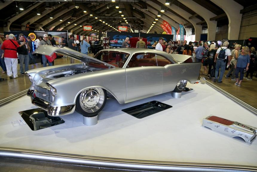 1957 Chevy, 'Imagine'