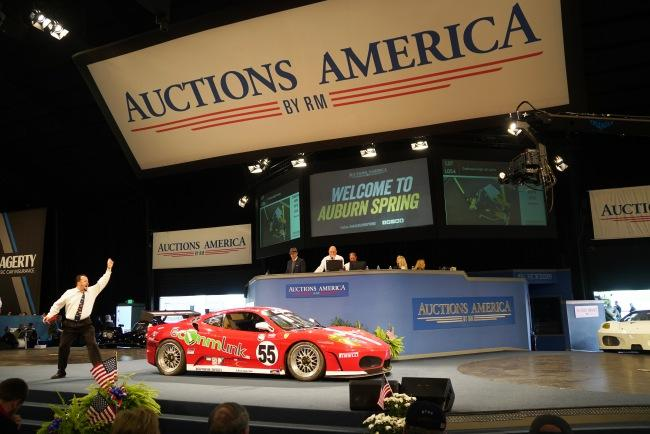 Auctions America 2017 Slideshow