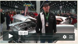 1957 Chevy 150 Hardtop 'Imagine': Ridler Winner, 2018 Detroit Autorama Video
