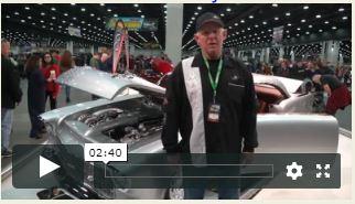 1957 Chevy 150 Hardtop 'Imagine': Ridler Winner, 2018 Detroit Autorama Video