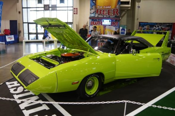 The Hemi Superbird That Didn't Get Away