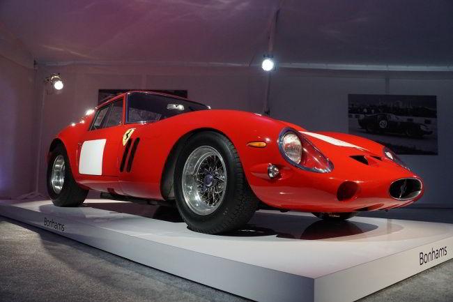 1962 Ferrari 250 GTO – Bonhams Carmel