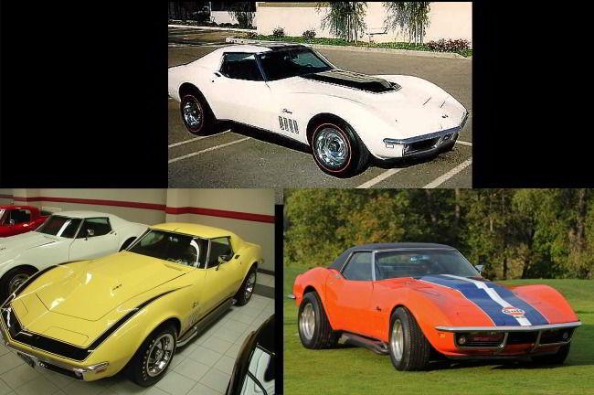 1969 L88 Corvettes with ZL1 Option