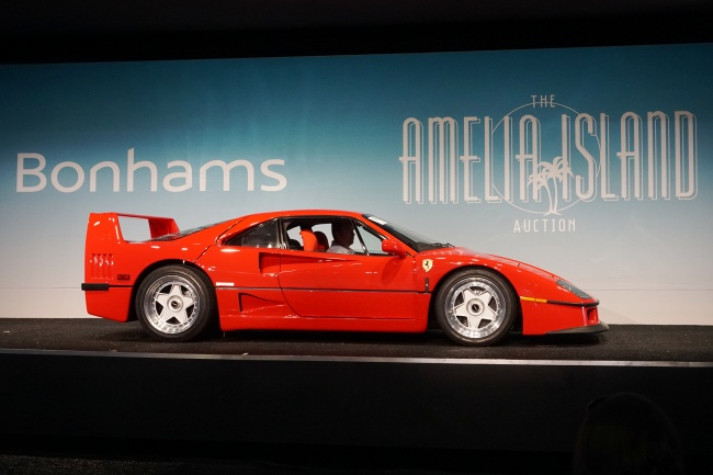 Bonhams - Amelia Island 2015 Slideshow