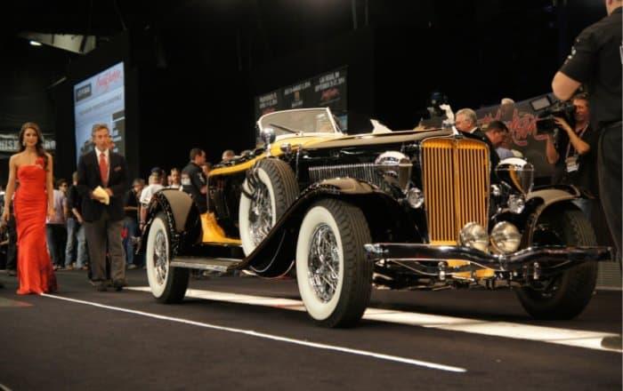 A12 1932 Aubrun Boattail