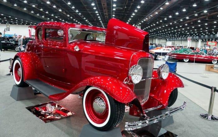A8 1932 Deuce Coupe