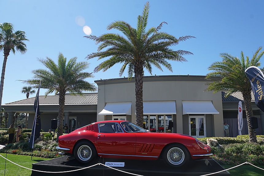 Amelia Island 2019: Bonhams, Goodings, RM Sotheby's, Russo & Steele Slideshow