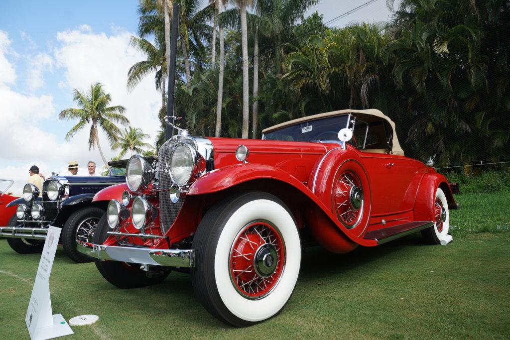 1931 Cadillac V-12 Roadster Convertible
