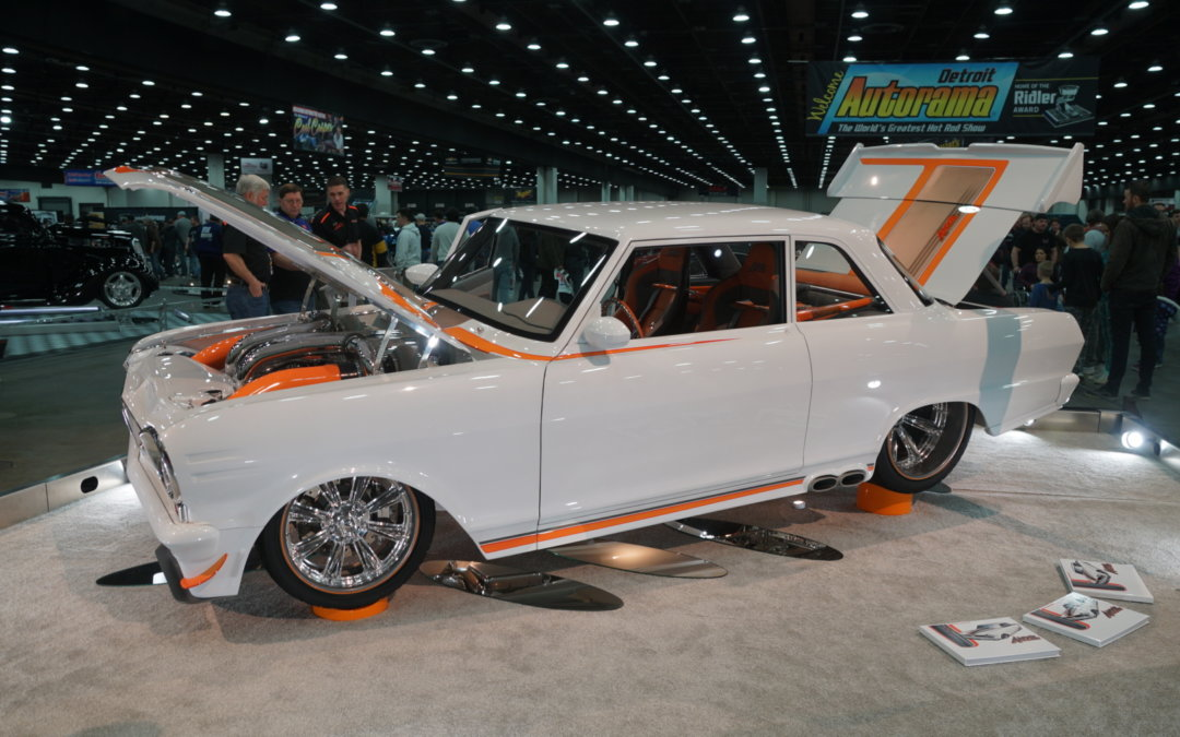 Detroit Autorama 2019 Slideshow