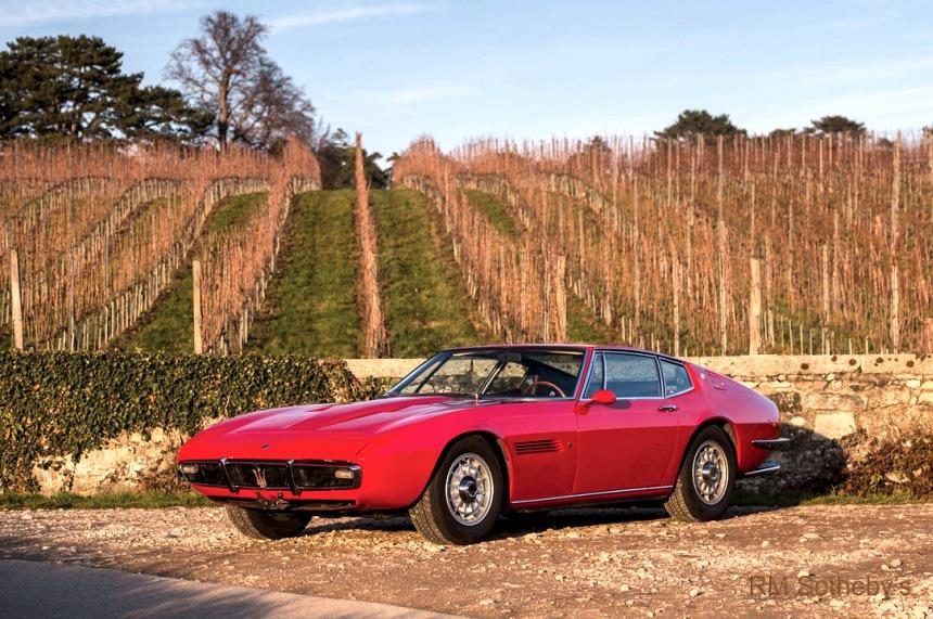 Keeping Your 1969 Maserati Ghibli In Shape
