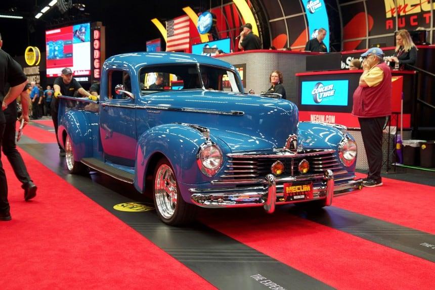 1947 Hudson Super Six Pickup