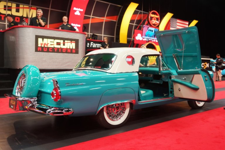 Lots of Muscle and Much More at Mecum's Spring Classic 2019