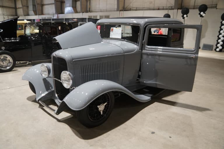 1932 Ford Victoria Named Legacy, Ridler Great 8 Video