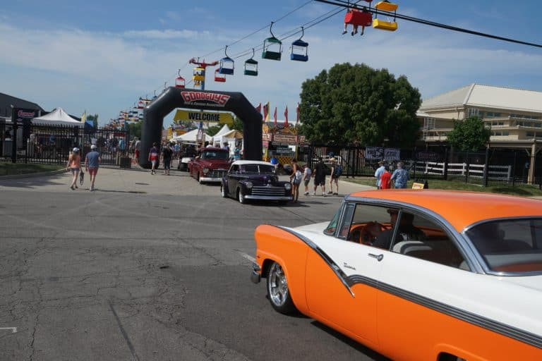 Goodguys PPG Nationals 2019 - Day 1 Overview Video
