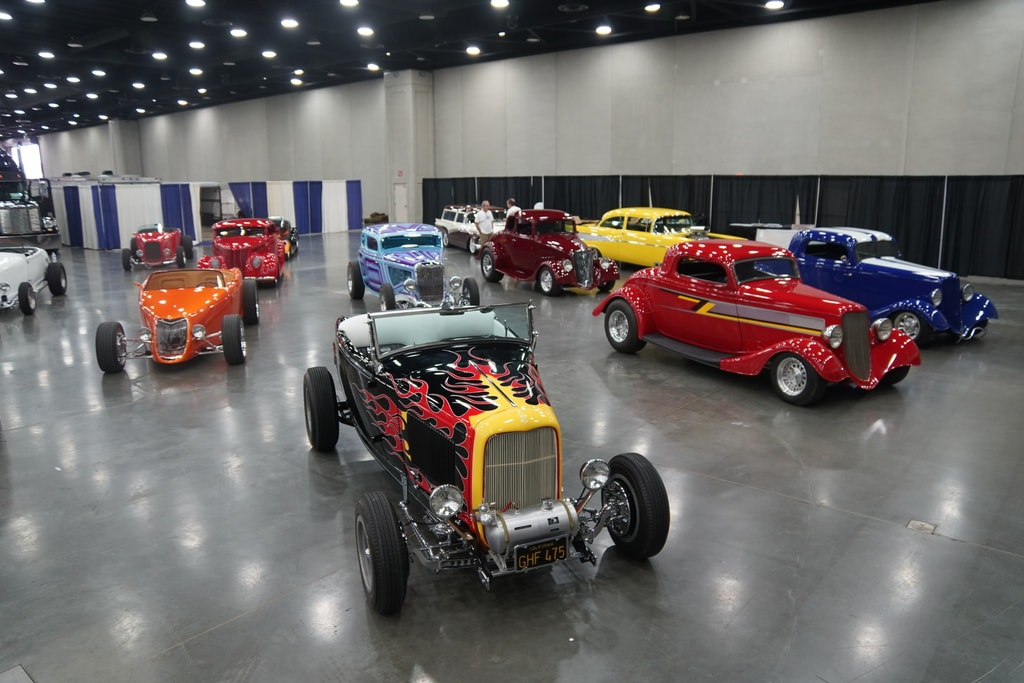 2019 National Street Rod Association Nationals Louisville