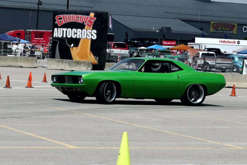 Goodguys PPG Nationals Returns to Columbus 2019