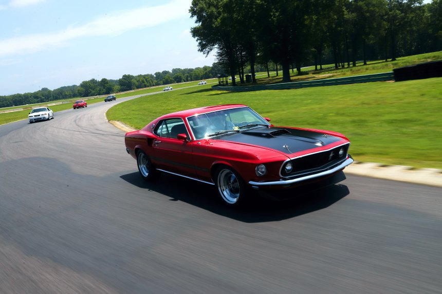 50th Anniversary of the Mach 1 at VIR