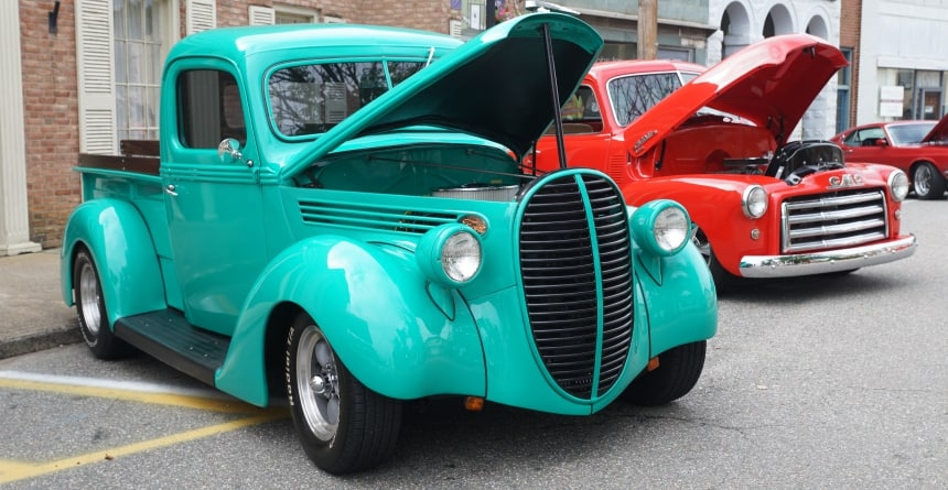 Chatham August 2019 Cruise In